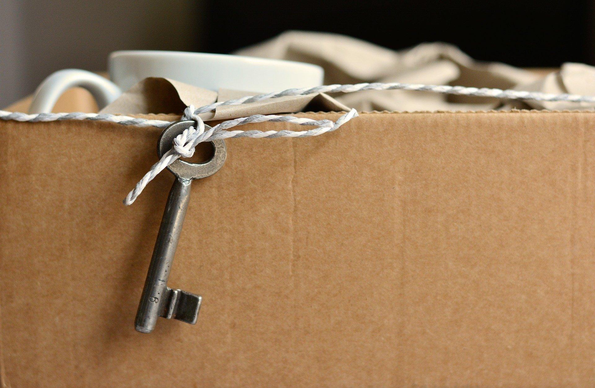 10 façons d'améliorer un déménagement avec des plans d'étage