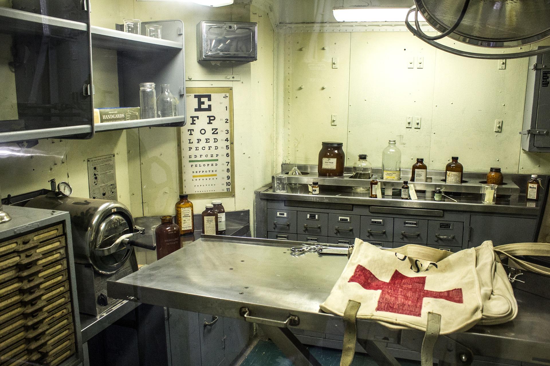 La véritable histoire des services de médecine générale en dehors des heures de travail