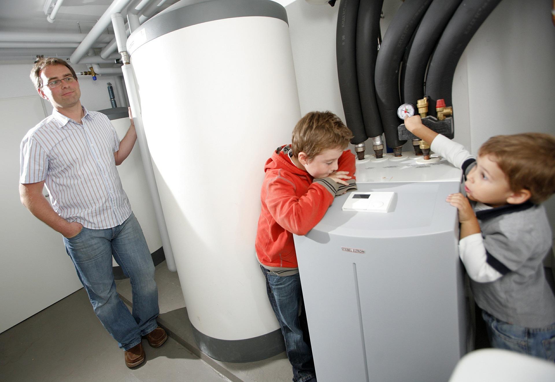 La pompe à chaleur – une option de chauffage et de refroidissement efficace sur le plan énergétique
