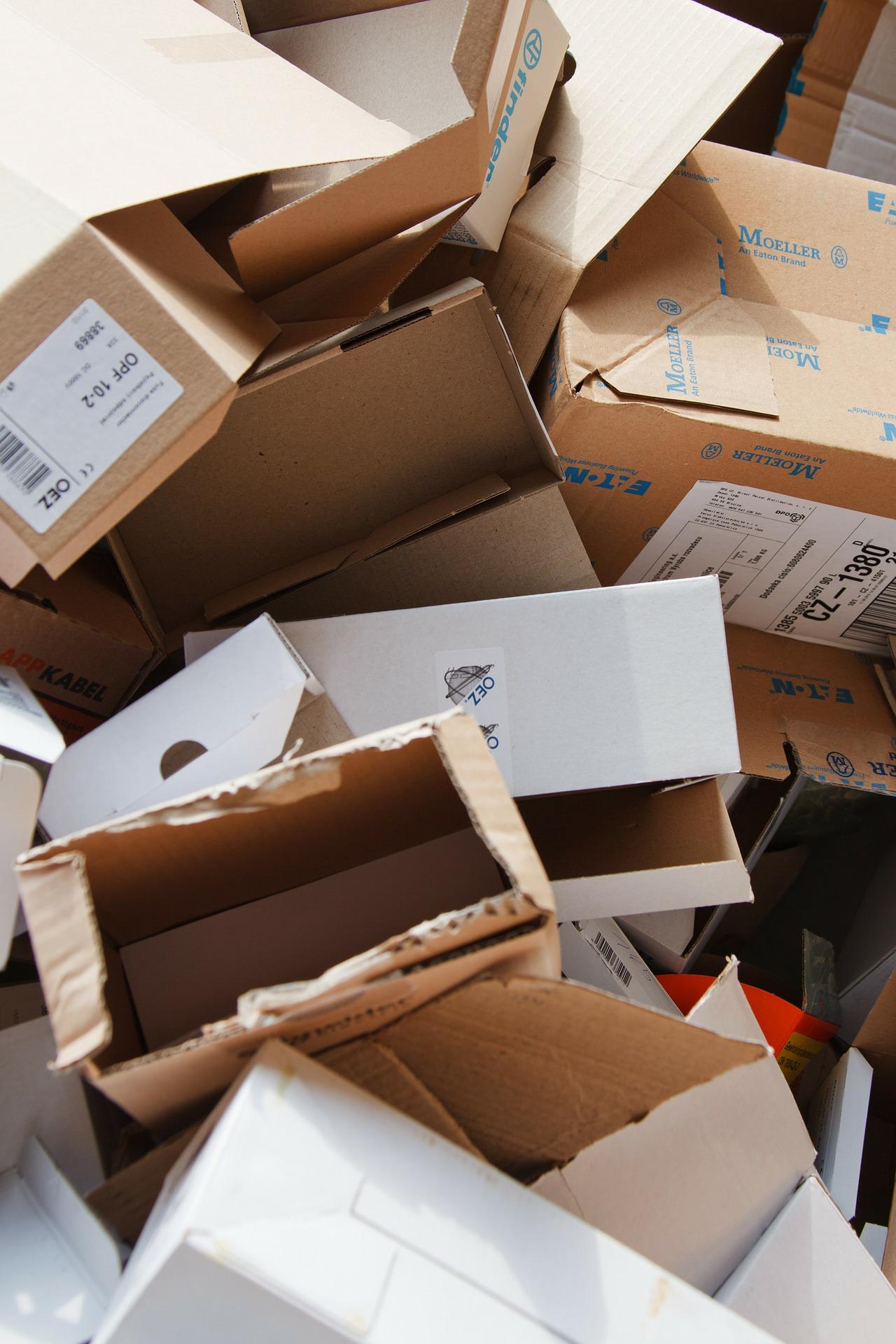N'emballez pas ça : Ce dont il faut se débarrasser avant de déménager